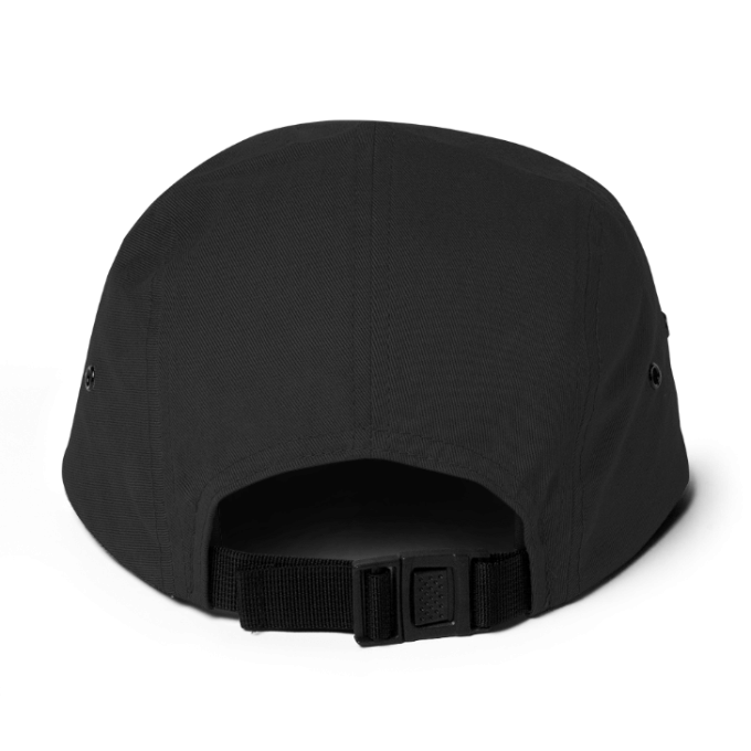 Centipede Nation 5 Panel Hat With Box Logo - Color: Cave