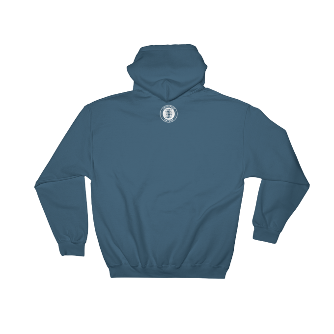 Centipede Academy Hoodie – Color: Columbia